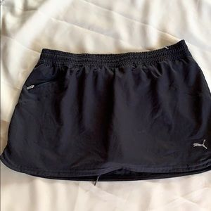 PUMA WORKOUT SHORT NLACK SIZE XL